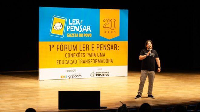 O professor de engenharia José Motta Filho. Foto: Gledson Laurek.