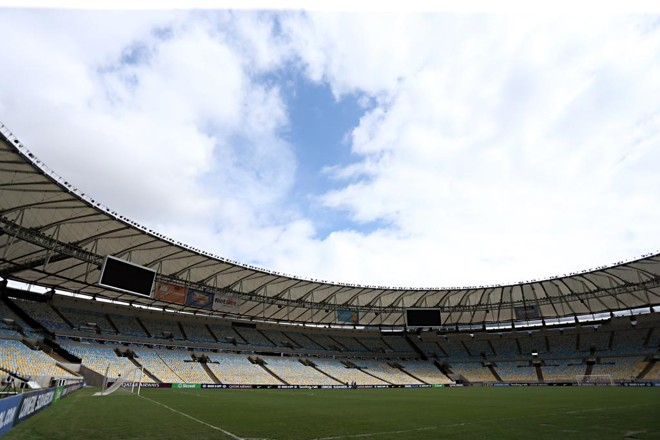 O governador do Rio, Wilson Witzel, anunciou o rompimento do contrato do Maracanã com a Odebrecht | Albari Rosa/Gazeta do Povo