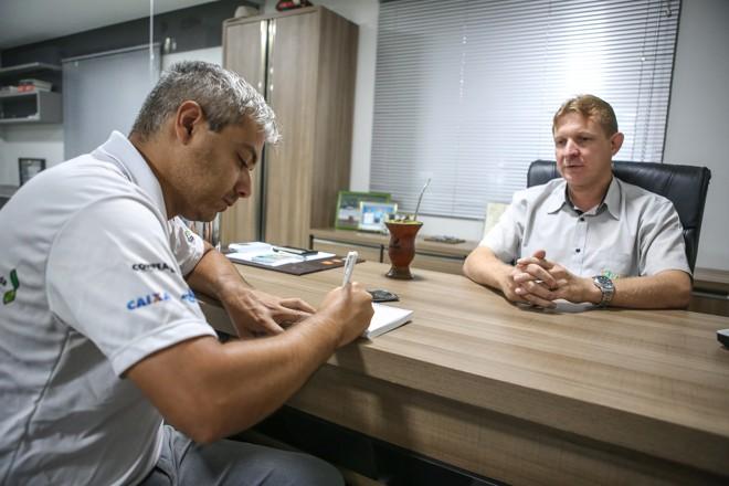   Rogério Machado/Gazeta do Povo
