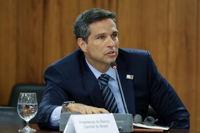 Roberto Campos Neto, presidente do Banco Central   Marcos Correa/PR
