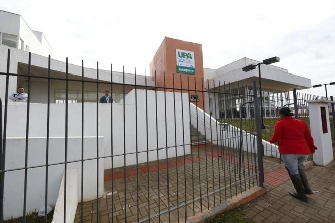 UPA do Tatuquara será uma das atendidas pelo plano emergencial da Secretaria Municipal de Saúde. | Aniele Nascimento/Gazeta do Povo