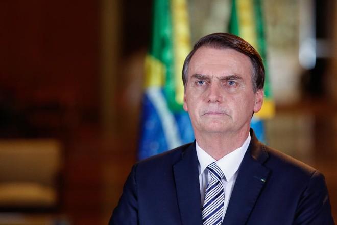 | Isac Nóbrega/Presidência da República