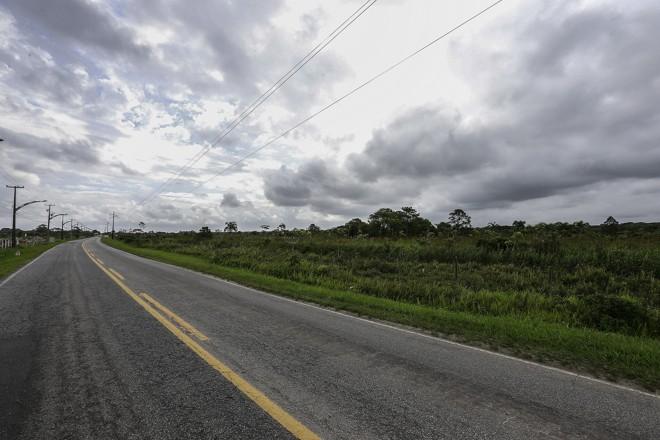 Opções alternativas envolvem o aproveitamento da PR-412 | Jonathan Campos/Arquivo Gazeta do Povo