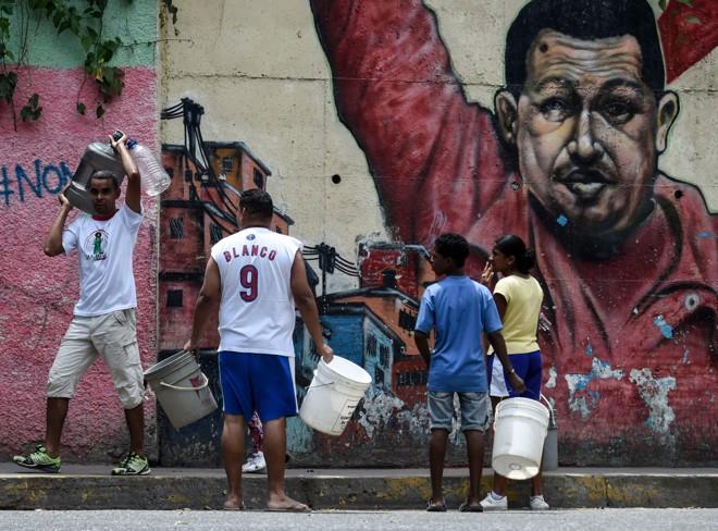| Juan Barreto/AFP
