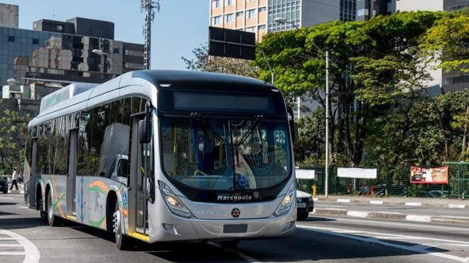 Ônibus que usa GNV e biomtano começa a rodar em Curitiba em breve | Divulgação/Scania