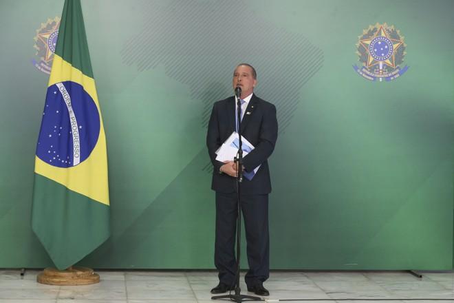 O ministro da Casa Civil, Onyx Lorenzoni, é também deputado federal desde 2003: articulação com os colegas de Parlamento nunca foi seu forte. | Antonio Cruz/Agência Brasil