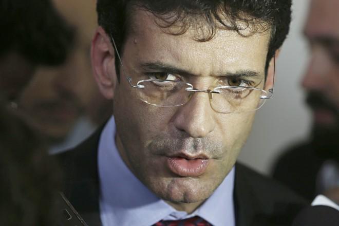 Atual ministro do Turismo,Marcelo Álvaro Antônio (PSL-MG). | Valter Campanato/Agência Brasil