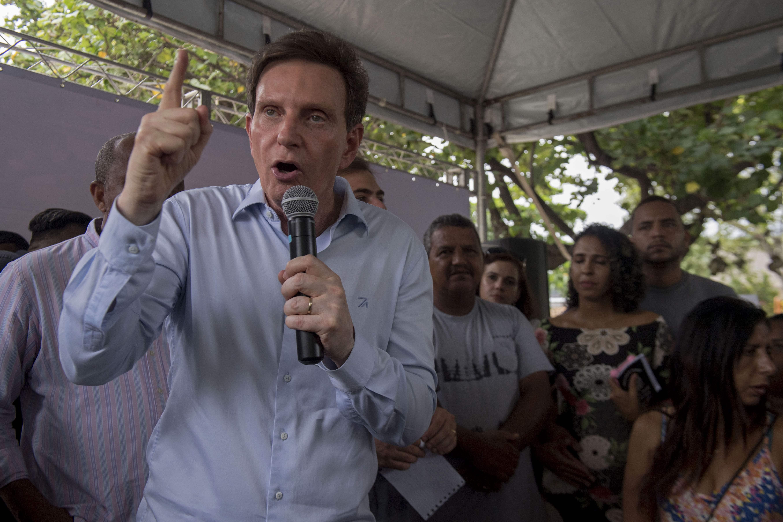 Marcelo Crivella: impeachment