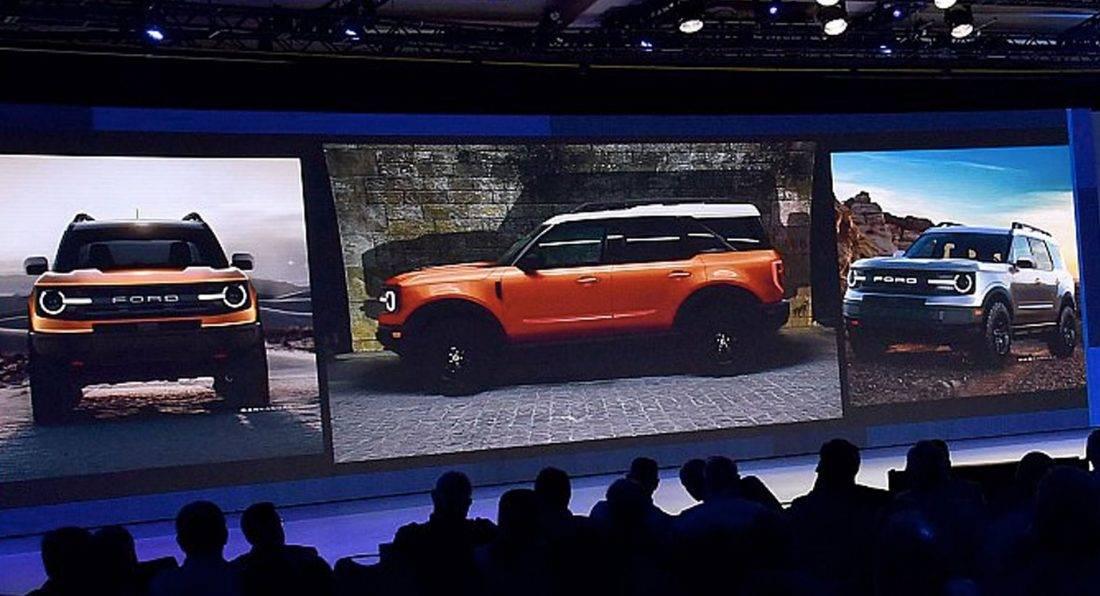 A Ford usará o nome do antigo esportivo Maverick para batizar seu futuro SUV. Foto: Ford/ Divulgação