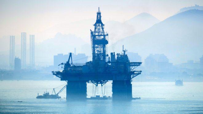 Cessão onerosa: petróleo plataforma