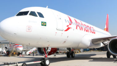 Avianca-aeronave-voos-cancelados
