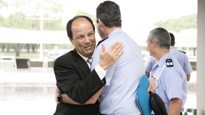 O procurador-geral militar Jaime Cássio de Miranda é cotado para Procuradoria-Geral da República. Foto: Divulgação/MPM