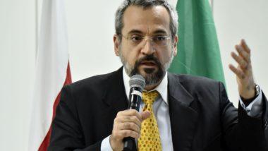 Abraham Weintraub, ministro da Educação de Bolsonaro