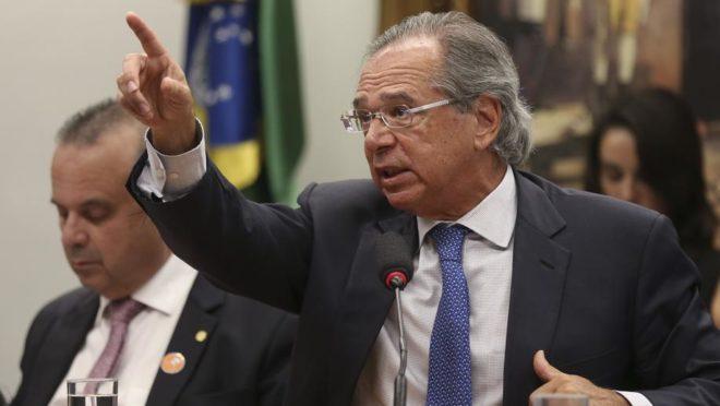 O ministro da Economia, Paulo Guedes. Foto: José Cruz/Agência Brasil