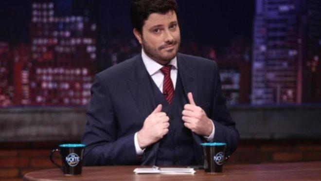 O humorista Danilo Gentili. Foto: Divulgação
