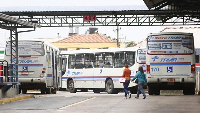 Ônibus de Araucária mais baratos