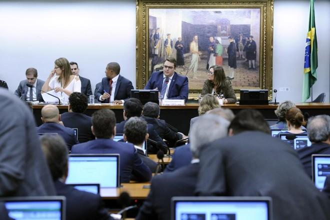 Audiência pública sobre a reforma da Previdência na CCJ. | Cleia Viana/Câmara dos Deputados