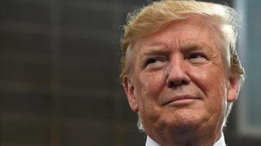 O presidente dos EUA, Donald Trump | Foto: Jim WATSON/AFP