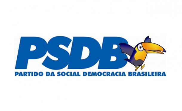 Logomarca do PSDB