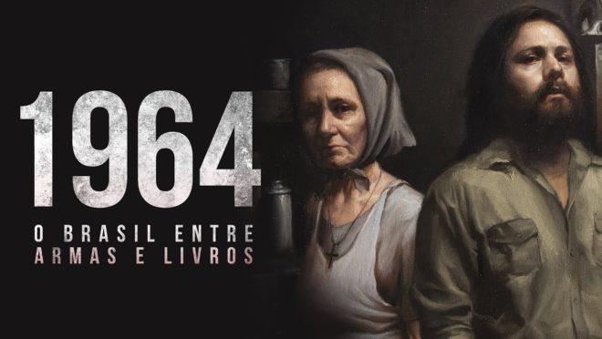O documentário 1964 foi barrado em, pelo menos, seis universidades. Foto: Divulgação.