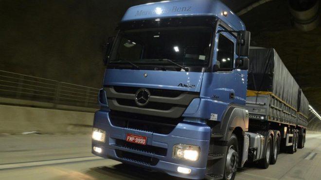 b482459e9 Mercedes-Benz não vai fechar fábrica em Juiz de Fora (MG)