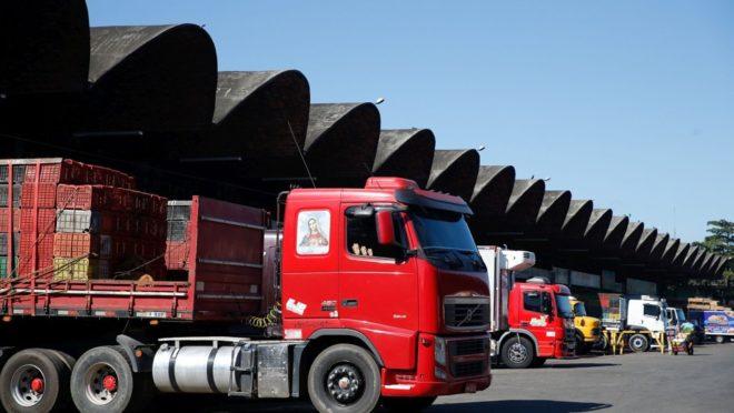 Governo anuncia medidas para evitar nova greve dos caminhoneiros. Foto: Tânia Rego/Agência Brasil