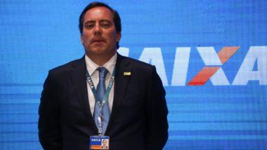 Posse do presidente da Caixa Econômica Federal, Pedro Guimarães