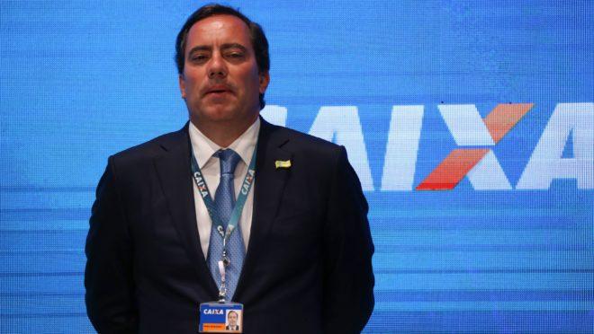 Novo presidente da Caixa Econômica Federal, Pedro Guimarães