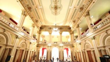 Sessão plenária na Câmara Municipal de Curitiba. Vereadores propõem fim da Ouvidoria do Município