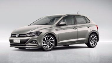 A nova geração do Polo estreou no Brasil em 2017. Foto: Volkswagen/ Divulgação