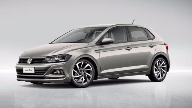Volks faz recall de Polo e Virtus por problema que afeta os airbags