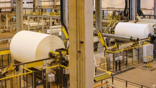 Klabin ampliará fábrica de papeis em Ortigueira