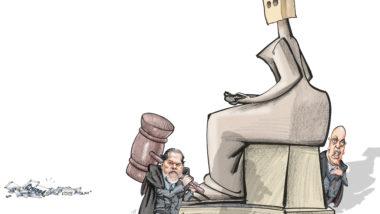 Quem tem Toffoli e Moraes não precisa de cabo e soldado para desestabilizar o Judiciário