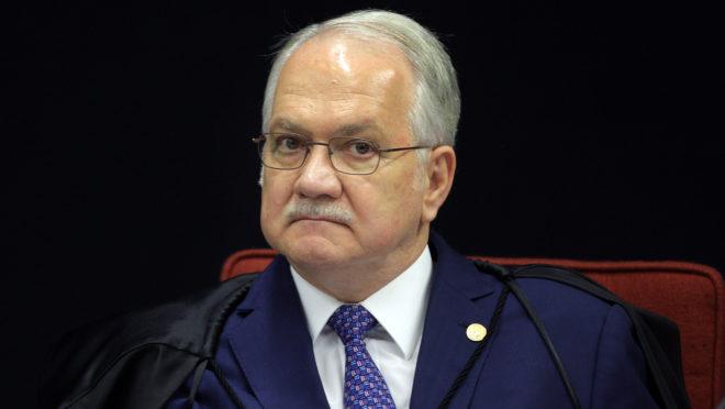 Ministro Fachin pediu à AGU posição sobre ação da ANPR. Carlos Moura / STF