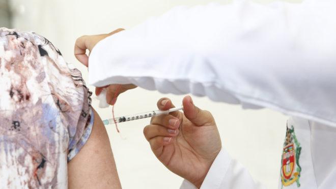 Campanha de vacinação vai até o próximo dia 31 de maio