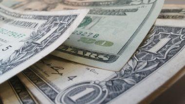 Notas de dólar. Foto: Pixabay