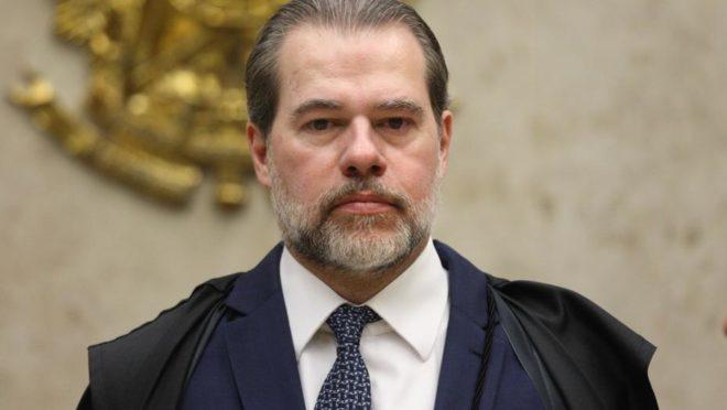 O presidente do Supremo Tribunal Federal, STF, Dias Toffoli. Foto: Nelson Júnior/STF