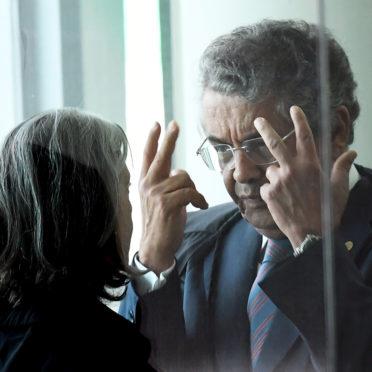 O ministro Marco Aurélio Mello, do STF. Foto: Evaristo Sa/AFP