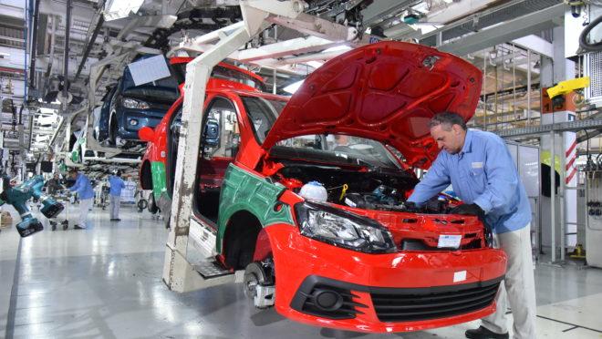 Volkswagen, uma das maiores montadoras do Brasil