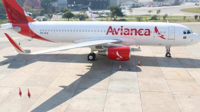 Airbus 320 da Avianca