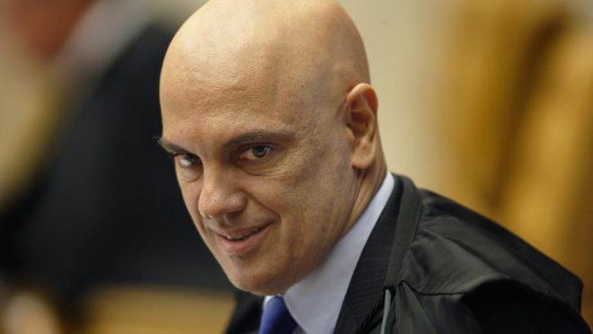 Alexandre de Moraes foi contra censura em decisões no STF