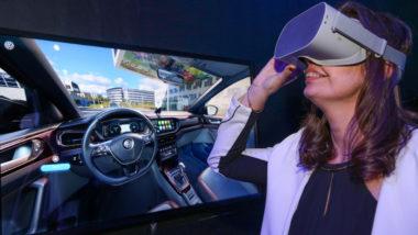 Óculos 3D e tela de 55 polegadas agora são ferramentas de interação do clientes nas lojas.