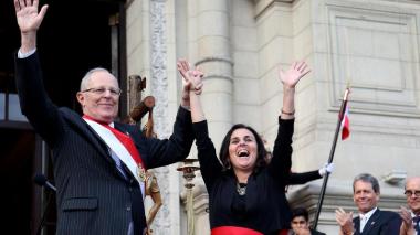 (Foto: Presidência do Peru/Divulgação)