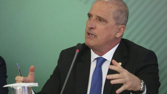 O ministro-chefe da Casa Civil, Onyx Lorenzoni. Foto: Antonio Cruz/ Agência Brasil
