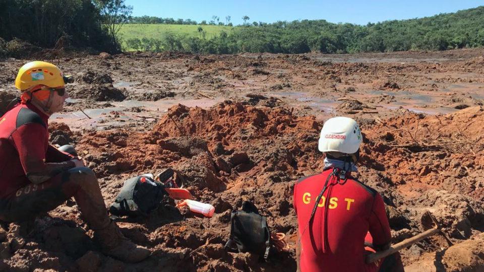 Barragens da Vale seguem interditadas em Minas Gerais. Buscas em Brumadinho continuam