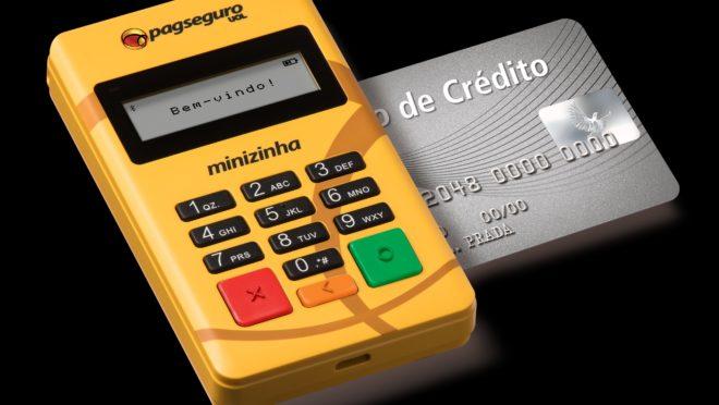 Guerra das maquininhas é acirrada pela PagSeguro, que promete pagamento imediato a quem vende
