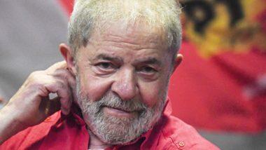O ex-presidente Luiz Inácio Lula da Silva, do PT. Foto: Apu Gomes/AFP