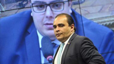 O relator da reforma da Previdência, deputado Marcelo Freitas (PSL-MG). Foto: Marcelo Camargo/Agência Brasil