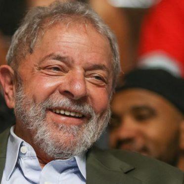 O ex-presidente Luiz Inácio Lula da Silva (PT).