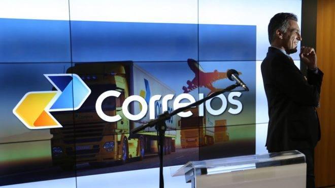 Guilherme Campos (PSD), ex-presidente dos Correios, admitiu que para acabar com a politização da empresa seria necessária sua privatização. (Fabio Rodrigues Pozzebom/Agência Brasil)